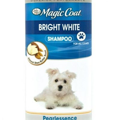 Four Paws Magic Coat Shampoo Bright White