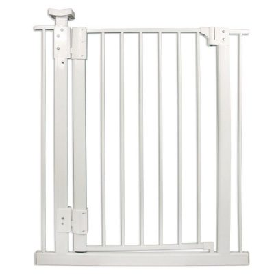 Four Paws Metal Hands-Free Dog Gate