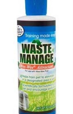 Four Paws Waste Manager Attractant