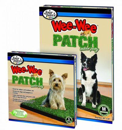 Four Paws Wee-Wee Patch Artificial Grass Doggy Waste Pad