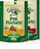 Greenies Pill Pockets Dog Treats