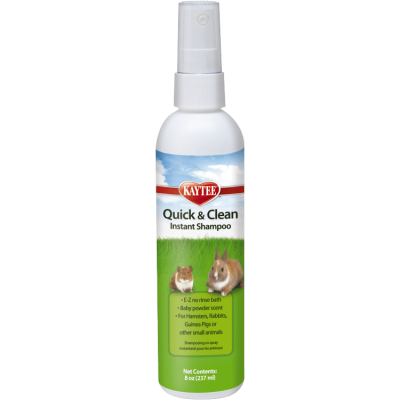 Kaytee Quick and Clean Critter Dry Shampoo