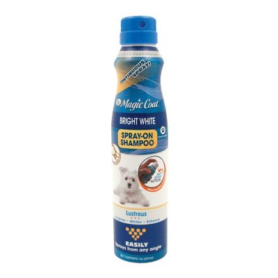 Four Paws Magic Coat Bright White Continuous Spray-On Shampoo