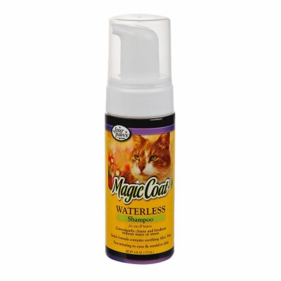 Four Paws Magic Coat Waterless Shampoo for Cats