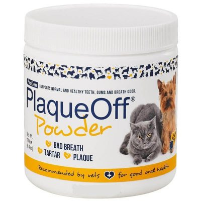 Proden Plaque Off Powder Natural Seaweed for Cats and Dogs