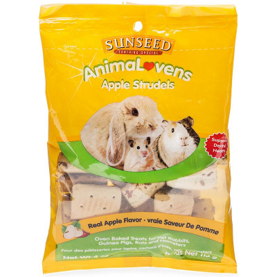 buy Sunseed-AnimaLovens-Apple-Strudels-For-Small-Animals