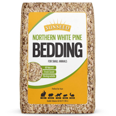 buy Sunseed Northern White Pine Bedding For Small Animals