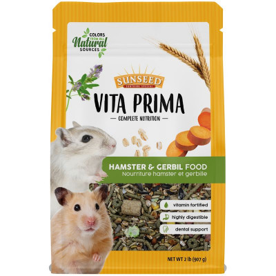 buy Sunseed Vita Prima Hamster And Gerbil Food