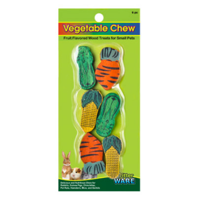 buy Ware-Carnival-Crops-Vegetable-Chew-6-pieces-For-Small-Animals