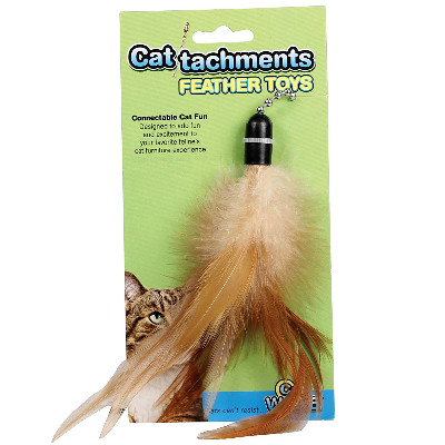 Buy Ware Cat Toys Cattachment Feathers