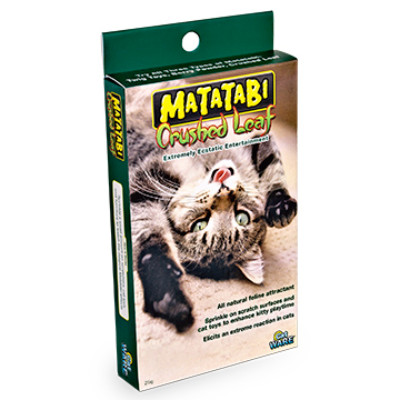 Buy Ware Cat Toys Matatabi Crushed Leaf Attractant
