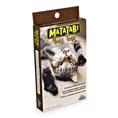 Buy Ware Cat Toys Matatabi Twig Toys 8pc