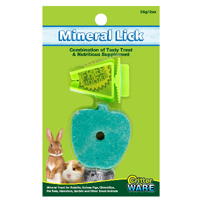 buy Ware-Mineral-Essentials-Apple-Mineral-Lick-With-Holder-For-Small-Animals.jpg