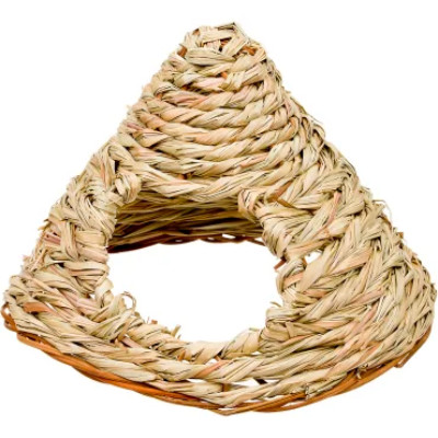 buy Ware Natural Hideouts Grassy Tee Pee For Small Animals