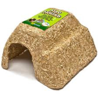 buy Ware Natural Hideouts Hay House For Small Animals