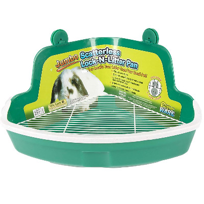 buy Ware-Scatterless-Lock-N-Litter-Ferret-and-Small-Animal-Litter-Pan