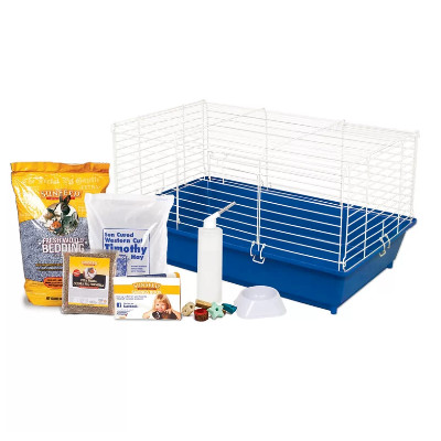 buy Ware Sunseed Guinea Pig Cage and Starter Kit