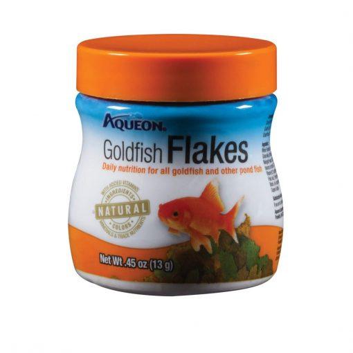 Aqueon Goldfish Food Flakes