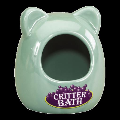 Kaytee Ceramic Critter Bath for Small Animals