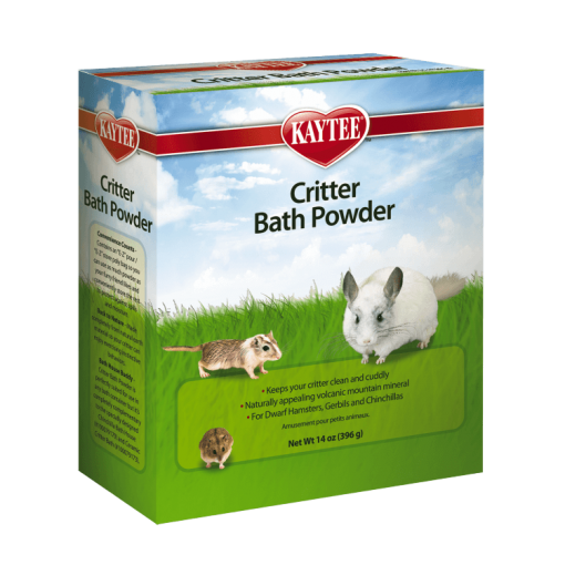 Kaytee Critter Bath Powder for Small Animals
