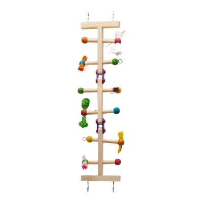 Kaytee Forage-N-Play Ladder Challenge Ladder Toy for Birds