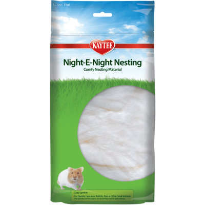 Kaytee Night-E-Night Nesting Material for Small Animals