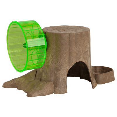 Kaytee Tree of Life 3-in-1 Pet Habitat Accessory for Small Animal Cages
