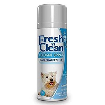 Lambert Kay Fresh Baby Powder Scent Grooming Pet Cologne