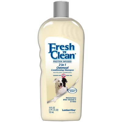 Lambert Kay Fresh 'N Clean 2-in-1 Oatmeal Conditioning Shampoo