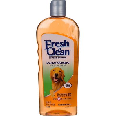 Lambert Kay Fresh 'n Clean Scented Shampoo for Dogs and Cats