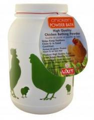 Lixit Chicken Bath Powder for Backyard Chickens