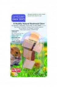 Lixit Critter Gnaw Dents for Small Animals