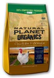 Natural Planet Organics Dry Dog Food - Chicken - for All Life Stages