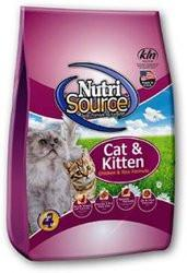 Nutri Source Chicken Rice Cat and Kitten Food for All Ages