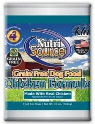 Nutri Source Grain Free Canned Dog Food for All Life Stages