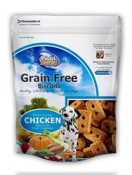 Nutri Source Grain Free Chicken Biscuits Dog Treats