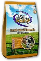 Nutri Source Grain Free Dry Dog Food - Lamb - For All Life Stages