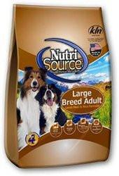 Nutri Source Large Breed Adult Dog Food - Lamb and Rice