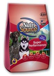 Nutri Source Super Performance Dog Food - Chicken and Rice