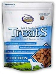 Nutri Source Tender Treats Dog Treats - Chicken