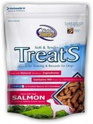 Nutri Source Tender Treats Dog Treats - Salmon