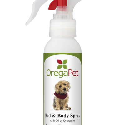 Oregapet Bed and Body Spray for Home and Pets