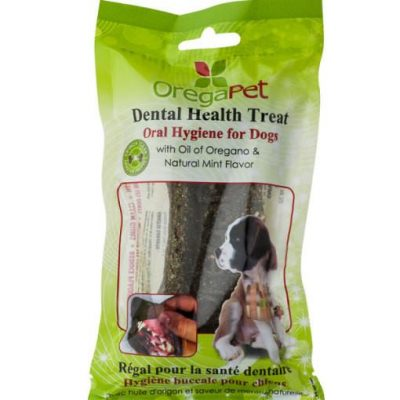 Oregapet Dental Health Treat for Dogs