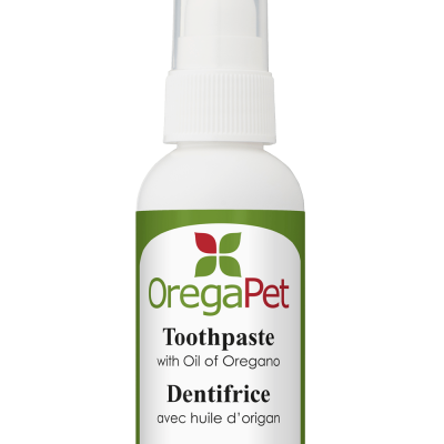 Oregapet Toothpaste for Dogs with Oil of Oregano