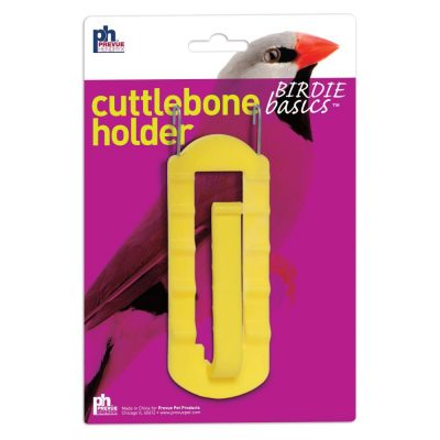 Prevue Hendryx Birdie Basics Cuttlebone or Treat Holder