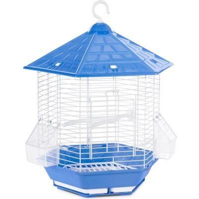 Prevue Hendryx Bali Hexagon Bird Cage