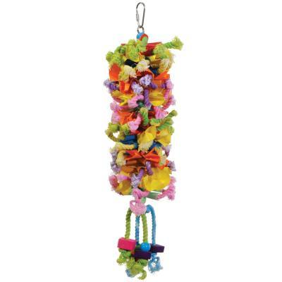 Prevue Hendryx Calypso Creations Club Bird Cage Toy