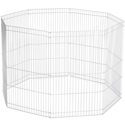 Prevue Hendryx Ferret and Rabbit Indoor Outdoor Playpen Fence