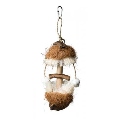 Prevue Hendryx Naturals Lantern Bird Cage Toy