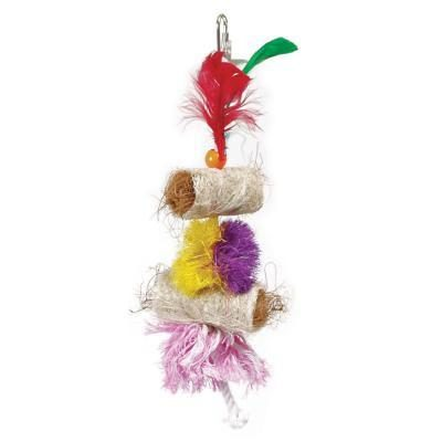 Prevue Hendryx Tropical Teasers Mojito Bird Cage Toy